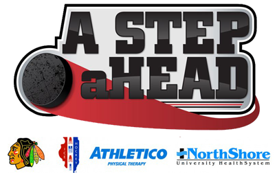 A Step Ahead logo