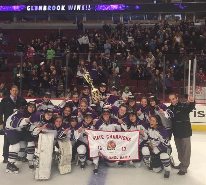 Glenbrook South - 2017 Girls Varsity Champions