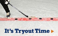 Its tryout time