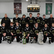 JV Green (Tier III) Runner Up - Kankakee Irish
