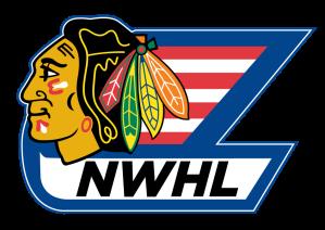 NWHL HAWKS logo