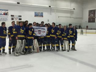 Lake Forest - Sterling Varsity Champions