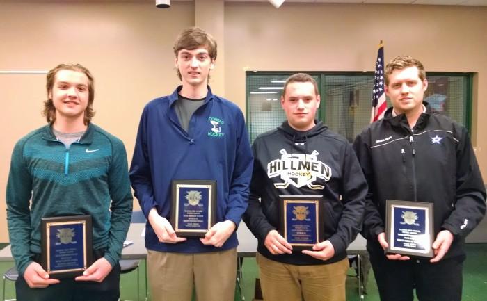 Varsity Award Winners