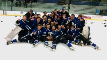 Varsity Cougar Cup Champions - Dupage Stars