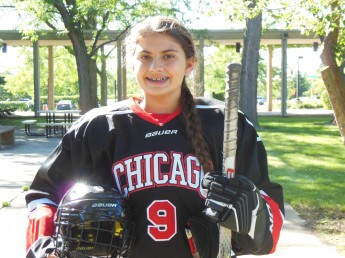 Julia Sinople, U14 Chicago Fury
