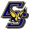 Sandburg hockey logo