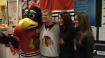 Chicago Blackhawks Special hockey announcement