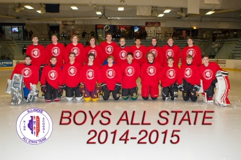 Boys All State Red