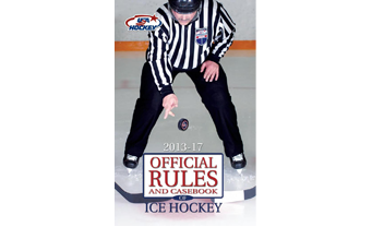 New USA Hockey Rulebook App Available for Download