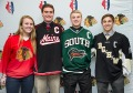 Meet our April Captains: Barrett Sullivan, Crosley Duckmann, Matt Kinker and Mike Desalvo