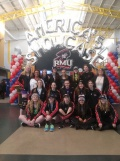 Team Central Girls 2015