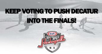 Vote for Decatur ROund 2
