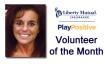 Anita Lichterman Volunteer of the Month Liberty Mutual