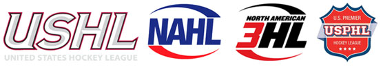Junior Hockey Thrives League Logos
