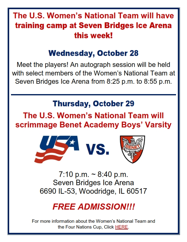 US Women's National Team Autograph Session and Benet Scrimmage Final_001