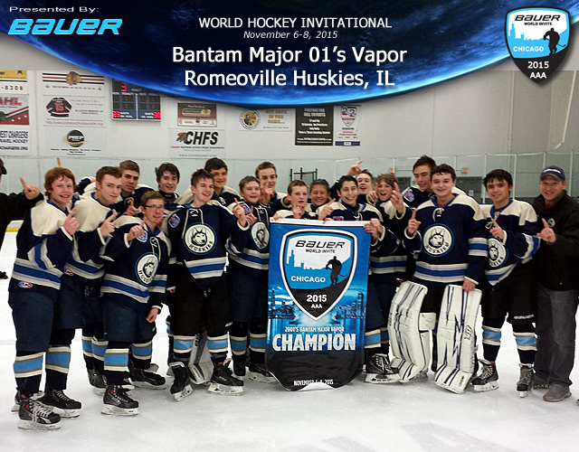 3 Illinois Teams Bring Home Bauer World Invite Championship Titles
