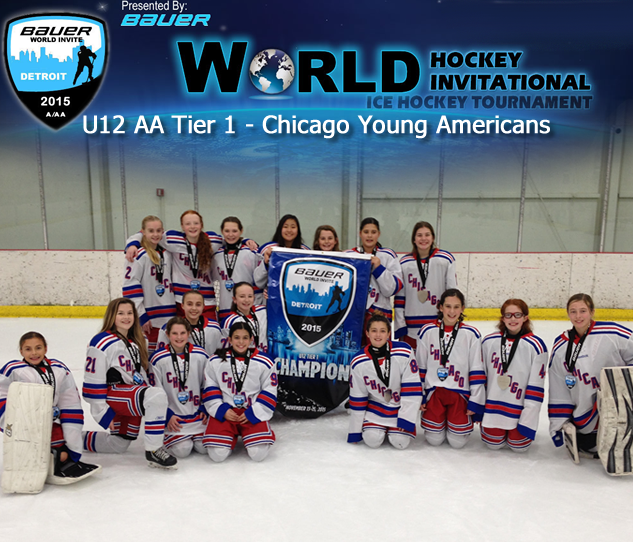 2 Illinois Girls Teams Bring Home Bauer World Invite Titles