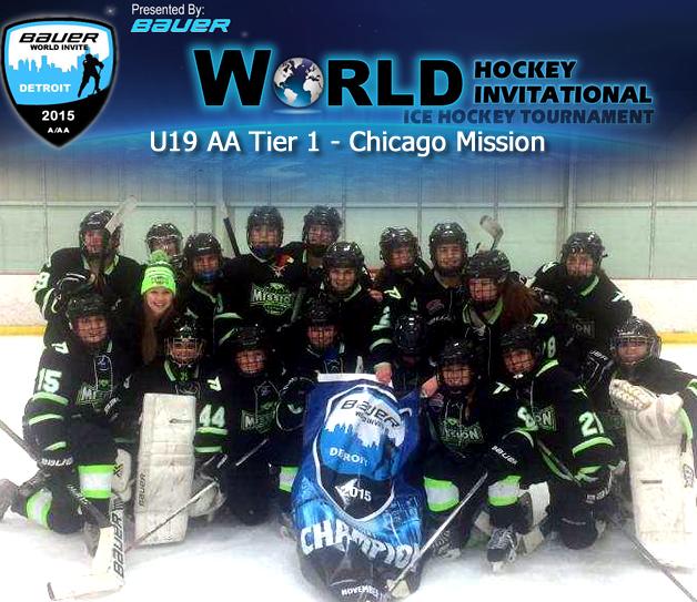 2 Illinois Girls Teams Bring Home Bauer World Invite Titles