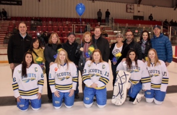 Lake Forest High School Senior Night