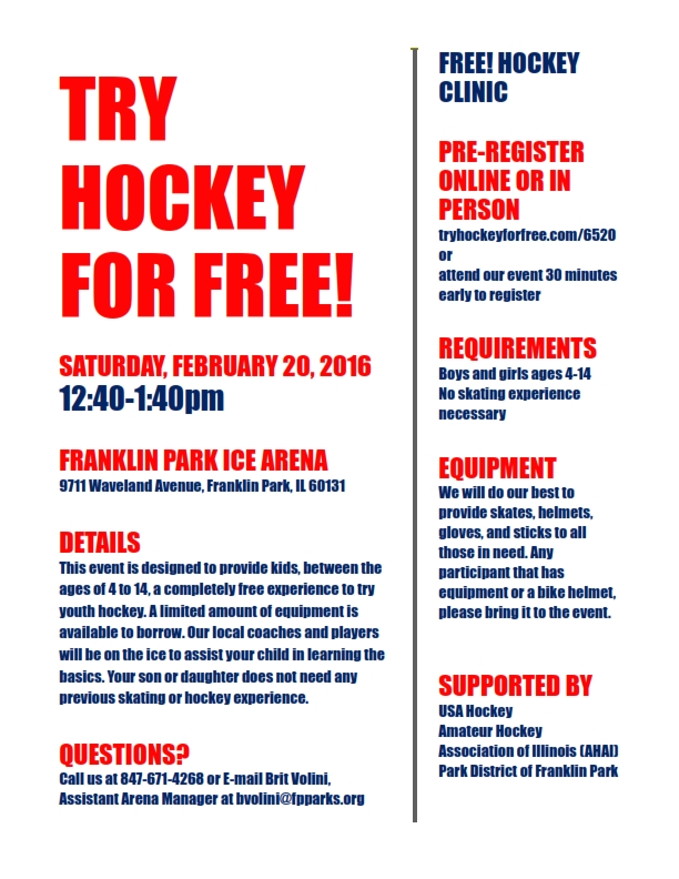 Try Hockey for free 2016 Flyer Franklin park_001