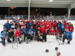 Inaugural Mike Giesler Charity Game