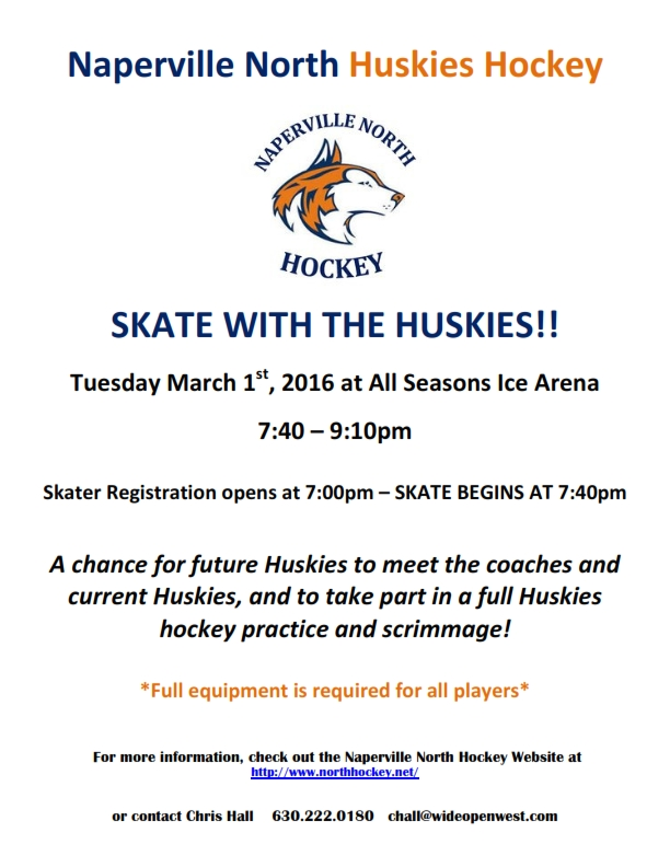 Skate with the Huskies flyer2016_001