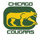 chicago cougars logo