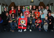 Blind Hockey Banquet