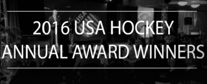 2016 USAH Annual Award Winners