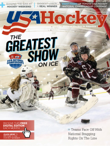 usah hockey mag april.may cover