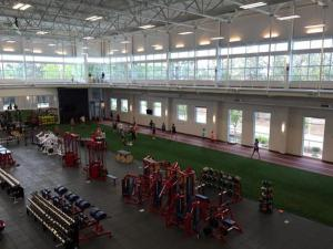 WOMEN'S NATIONAL TRAINING CAMP