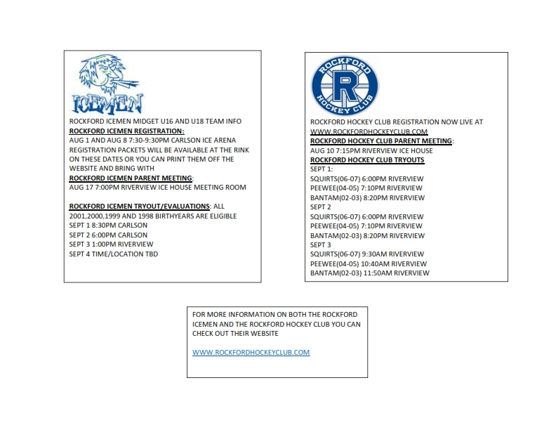 Rockford Hockey Tryout-Information flyer_001