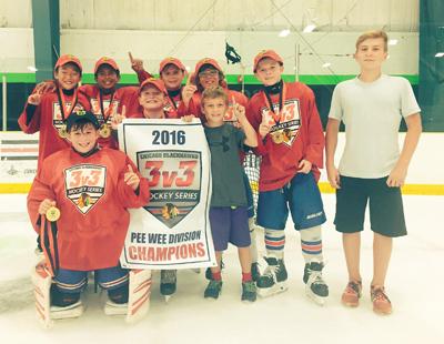 2016 PeeWee Champions