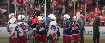 Chicago Blackhawks Yearlong Celebration of Youth Hockey