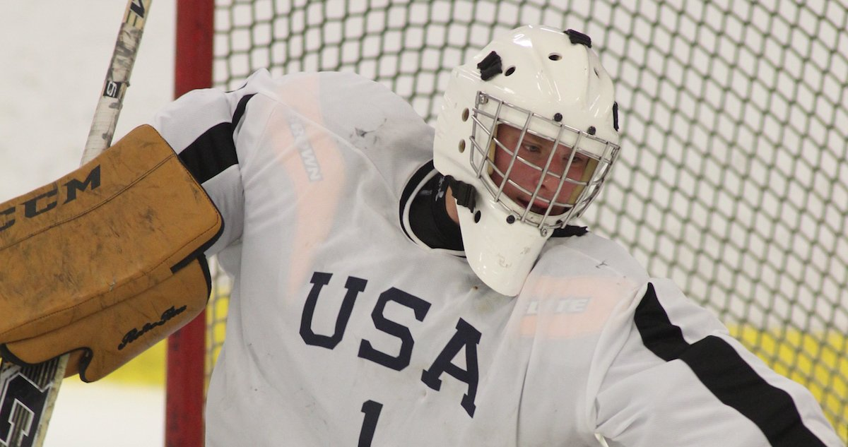 10th Warren Strelow National Team Goaltending Camp Begins Illinois