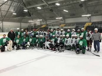 New Trier Alumni Game