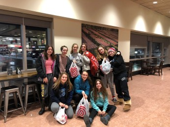 Lake Forest Scouts Get into the Holiday Spirit by Giving Back
