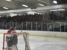 A View from the HP Rivalry Game