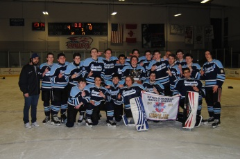 Cougar Cup Champion - AWFM Renegades