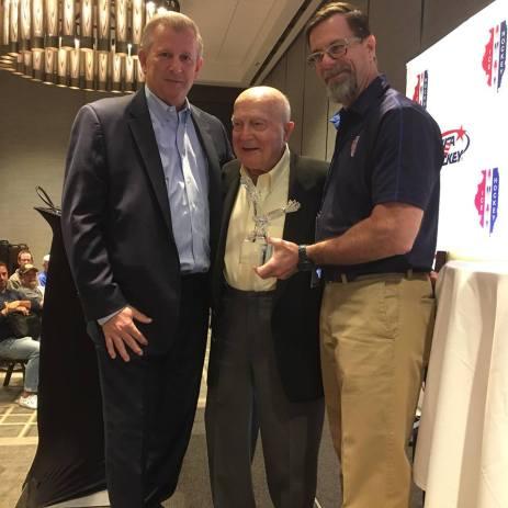 AHAI Lifetime Achievement Award: Wally Kormylo