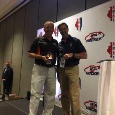 AHAI Service Award: Dave Zednik