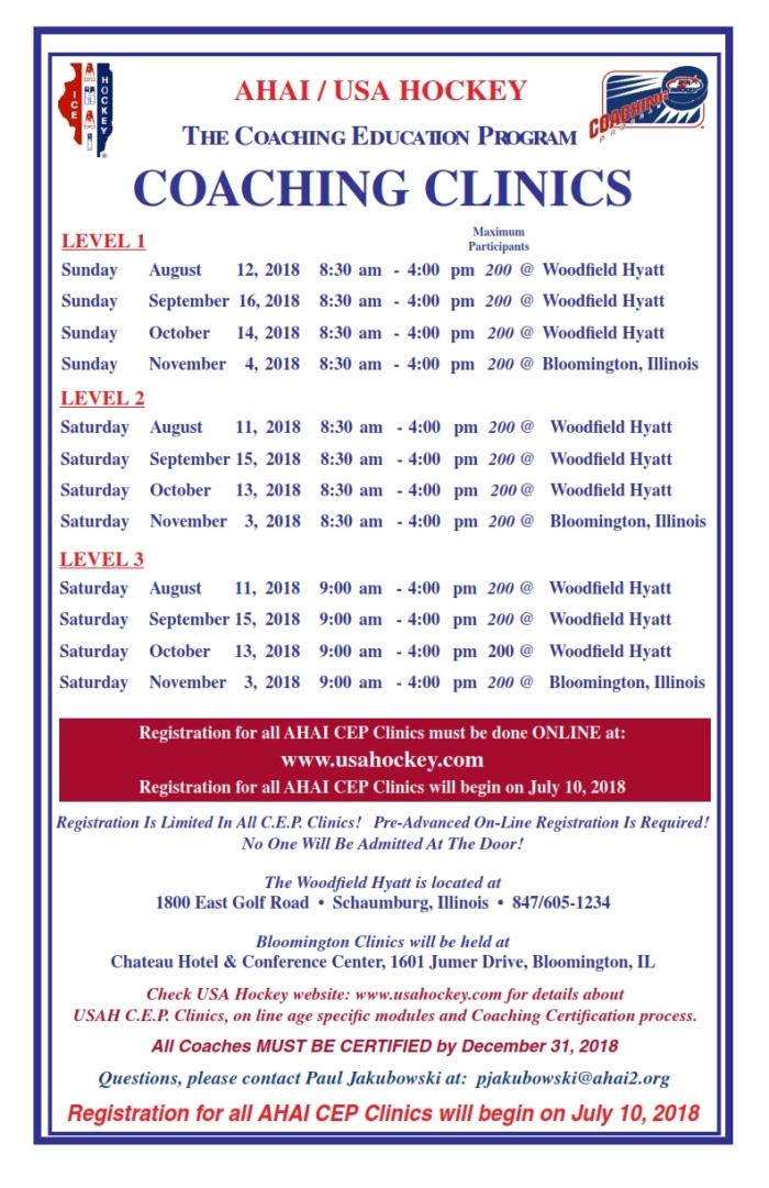 2018-19 CEP Clinic Schedule_001