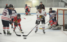 Chicago Blackhawks Blind Hockey Team