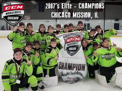 2007 elite mission