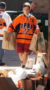 Hockey Fights Hunger