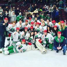 New Trier High School - Girls Varsity Champions