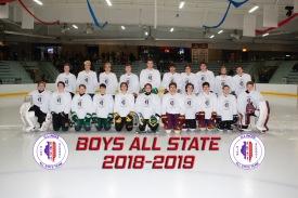 2019 BOYS ALL STATE WHITE TEAM