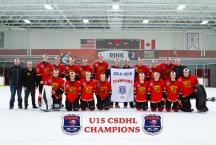 CSDHL U15 Champions - Express