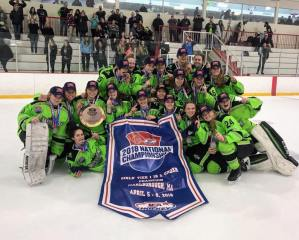 Chicago Mission Girls 16U - 2018 National Champions