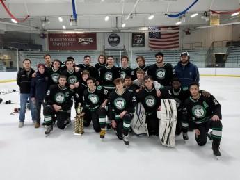 Spartans - Varsity Cougar Cup Runner-Up